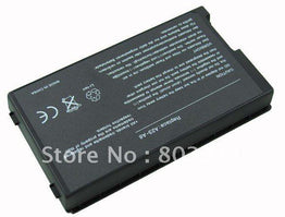 Laptop battery for Asus A8000 A8 Cell 4400mAh