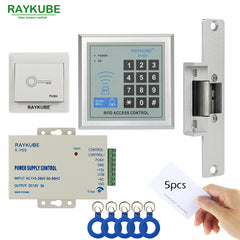 Access Control Kit Electric Strike Lock + Access Control