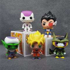 Dragon Ball Z Funko Pop PVC Action Figure 10 cm