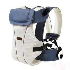 Breathable Multi Function Front Carrying Pouch Wrap Hip Seat Baby carrier