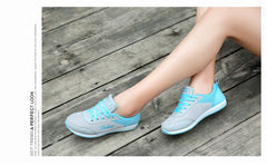 Summer Breathable Mesh Zapatillas Shoes for Women