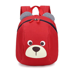 Bear Cartoon Safety Harnesses Baby Backpack For girls / boys