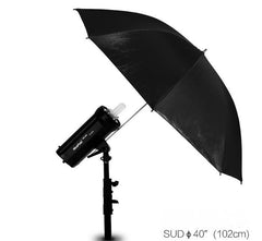 (102cm) Studio lighting accessories reflective photo umbrella