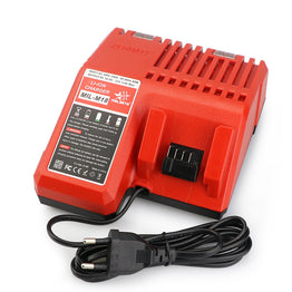 Melasta M18 18V Charger for Milwaukee Li-ion Battery 48-11-1820 48-11-1815 48-11-1840 48-11-1828