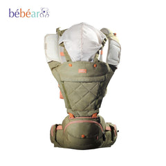Baby Carrier Hip seat  Backpack Ergonomic 360 Multifunctional Baby Wrap