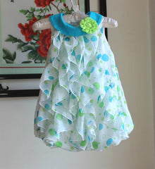 Baby Girl Chiffon Summer Dress