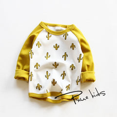 Cotton long Sleeves for Baby Boys