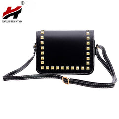 Elegant Deisgner PU Leather Crossbody Shoulder Bags for Women
