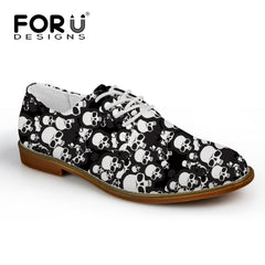 Fashion Printed Walking Shoes for Men