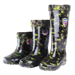 High Waterproof Slip-resistant Rain boots