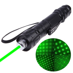 Powerful Light Green Laser Pointer Pen