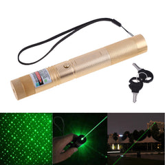 Constellation Stage Adjustable Powerful Green Laser