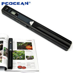 Portable 900DPI Handy Cordless  Scanner