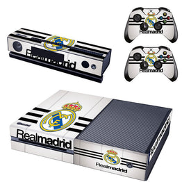 Fashionable Vinyl Sticker Decal For Microsoft XBOX One Console Football