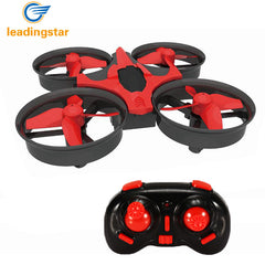 Mini RC Quadcopter Drone 6-Axis Gyro 9.5*5CM Headless Mode One Key Return Helicopter