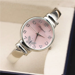 Reloj Mujer Quartz Bracelet Wrist Watch for Women