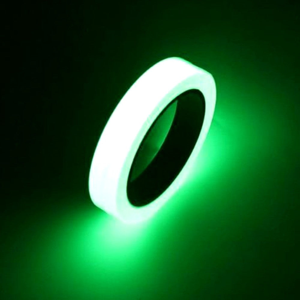 10mm Luminous Self-adhesive Warning Glow In Dark Stickers