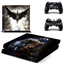 The Batman Skin Vinyl Sticker for Sony PS4 Console