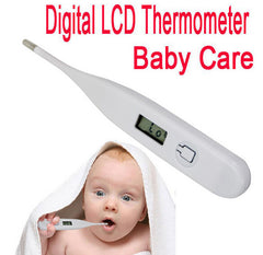 Digital LCD Thermometer for Babies and Kids