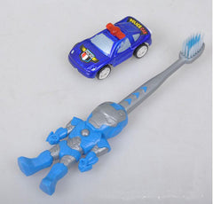 Cartoon Characters Children Soft Toothbrush