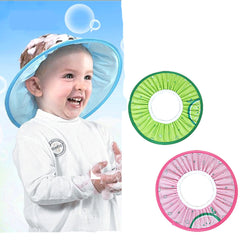 EVA Soft Baby Shower Shampoo Cap