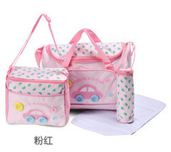 3 Colors Multifunctional Nappy Mommy Bags
