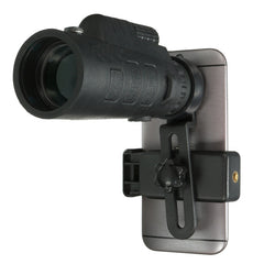 35x50 HD Optical Monocular Telescope Zoom Phone Lens With Holder Universal
