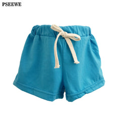 Summer Kids Shorts Girls Boys Beachwear