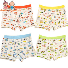 Cartoon Boxers Panties Boys Underpants