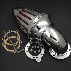 Motor parts Air Cleaner intake filter kits for Harley Davidson  S&S custom CV EVO XL Sportster