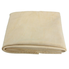 Irregular Large Deerskin Auto Car Cleaning Towel Cham Genuine Leather Cloth