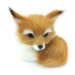 Handicraft Polyethylene and Fur Stuff Animal Toys