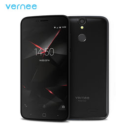 "Vernee Thor 5"" HD 4G LTE Mobile Phone MTK6753 Octa-Core Android 6.0"