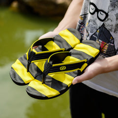 Bumble Bee Soft Anti-skidding Beach Outdoor Flip Flops Slippers