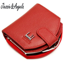 Fashionable Genuine Leather Women Wallets
