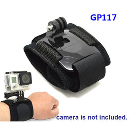 Wrist Strap Mount With Pivot Screw for GoPro Hero,SJ4000,SJ5000