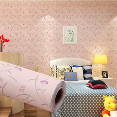 45*100cm Pastoral Modern 3d Wall Wallpaper For Kids Room