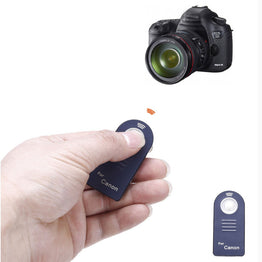 Smart Remote Control for Canon 60D 400D 450D 550D 600D Rebel XTi XSi T1i