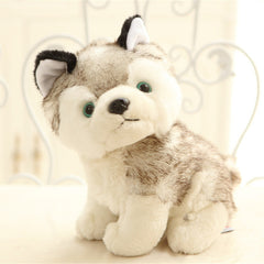 Husky Kawaii Puppy Stuffed Toys