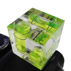 3 Axis Bubble Triple 3D Spirit Level Camera Shoe Gradienter ForDSLR SLR Camera