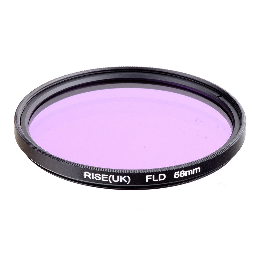58mm FLD Lens Filter For Nikon Canon sony DLSR camera filter