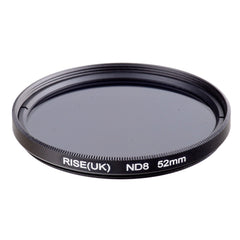 52 mm Neutral Density ND8 Filter FOR ALL Camera lens