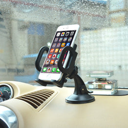 Cobao 360 Degree Rotating Car Phone Holder for iPhone and Android Smartphone