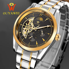 OUYAWEI Mechanical Automatic Watch for Man