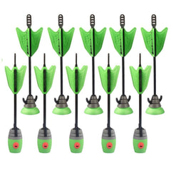 Refills Whistle Arrows Green and Orange For Zing Bow Kids