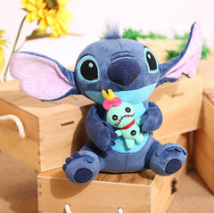 Stitched Plush Toy Lilo and Scrump Soft Stuffed Toys