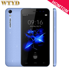 HOMTOM HT16 Pro 16GB/2GB 5.0 inch Android 6.0 Quad Core up to 1.3GHz Dual SIM