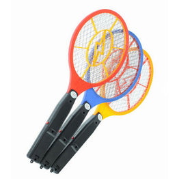 Electric Fly Zapper Racket used for Mosquito / Bug / Insect Nets Swatter