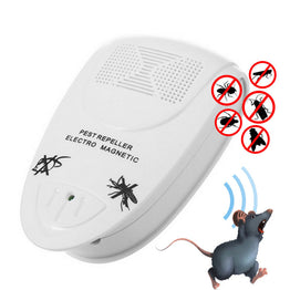 All Insects And Rodents Mosquitoes Control Pest Repeller with 100% Effectiveness