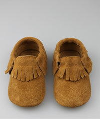 Genuine Leather Non-slip Soft Shoes for Infants